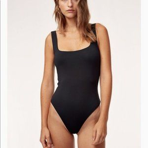 ARITZIA BABATON IRWIN BODYSUIT NEW WITH TAGS LARGE